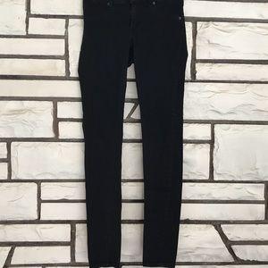 Divided black stretch skinny jeans